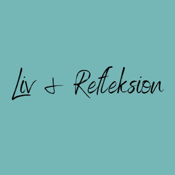 Liv & Refleksion workshop